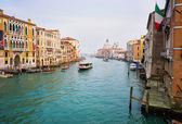 Grand canal, Venice — Photo