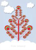 树矢量 — 图库矢量图片