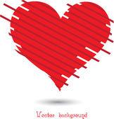 сердце векторном формате — Cтоковый вектор