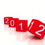 Box 2012 new year — Stock Photo #7729818