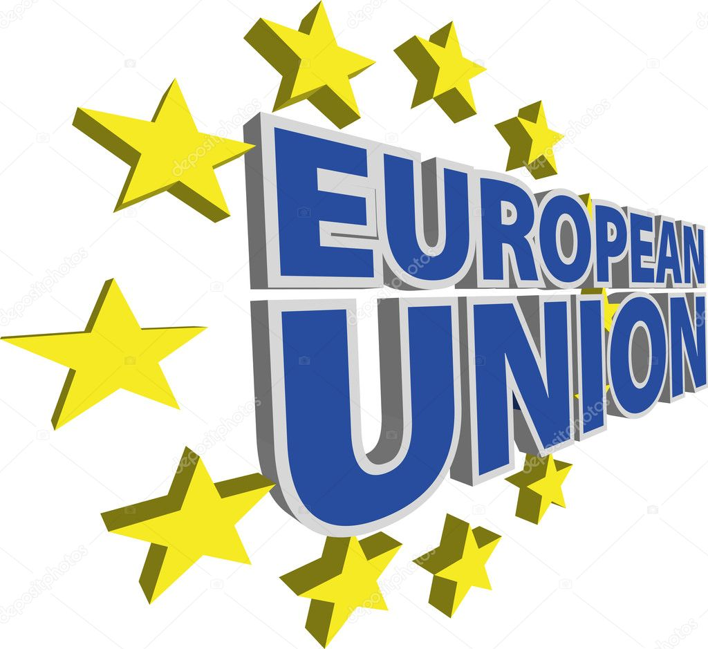 European Union  Stock Vector #7330818