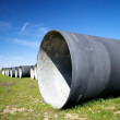 Big pipeline — Stock Photo