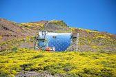 Kristall-spiegel-observatorium — Stockfoto