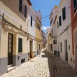 Lonely Ciutadella street — Stock Photo