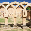 Old cloister ruins — Stock Photo #6928099