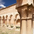 Ruins of San Juan cloister — Stock Photo #6940771