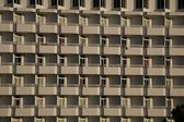 Lots of balconies — Stock Photo