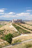 Spanish castle of Jadraque — Stock Photo