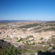 View of Cuenca city - Stock Photo