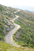 Twist mountain road — Stock Photo