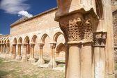 Ruinas del claustro de san juan — Foto de Stock