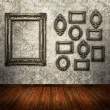Vintage ornate frames — Stock Photo #7414272