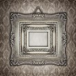 Beautiful ornate frame — Stock Photo #7414283