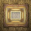 Beautiful ornate frame — Stock Photo #7414290