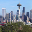 Stock Photo: Seattle Washington panorama..