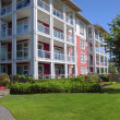 Stock Photo: Retirement community in Richmond BC Canada.