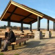 Recreational & picnic areshelter. — Foto de stock #7589497