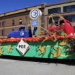 PORTLAND - JUNE 12: Rose Festival annual parade through downtown June 12, 2 — 图库照片