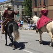 Stockfoto: PORTLAND - JUNE 12: Rose Festival annual parade through downtown June 12, 2
