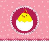 Sexy chick - mädchen — Stockvektor