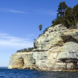 Foto de Stock  : Upper Peninsul(Pictured Rocks) - Michigan, USA