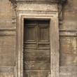 Royalty-Free Stock Photo: Weathered Roman door