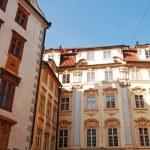 stads-arkitektur i Prag 002 — Stockfoto