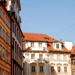 stads-arkitektur i Prag 003 — Stockfoto