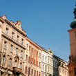 Urban Architecture in Prague 004 — Foto Stock