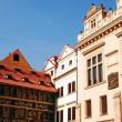 stads-arkitektur i Prag 007 — Stockfoto