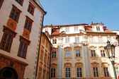Urban Architecture in Prague 002 — Stock Photo
