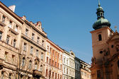 Urban Architecture in Prague 004 — Stock Photo