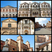 Ferrara Collection — Stock Photo
