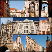 Urban Architecture in Prague — Stock Photo