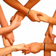 Unity is strength — Stock Photo #6825593