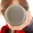 Voice your voice — Stock Photo #6825790