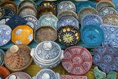 Tunisian Pottery — Stock Photo