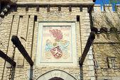 The Merlin's Castle — Stock Photo