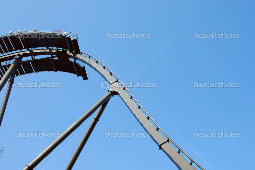 A day spent in an amusement park — Stock Photo #6828944