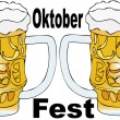 Royalty-Free Stock Photo: Oktoberfest