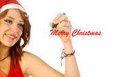 Christmas greetings 002 — Stock Photo