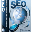 Box SEO - Search Engine Optimization Web - Foto Stock