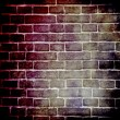 Brickwork grunge background - Foto de Stock