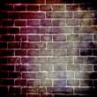 Brickwork grunge background - Stok fotoğraf