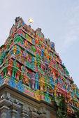 泛型的印度教寺庙 — 图库照片