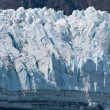 Closeup of glacial texture — Stock Photo