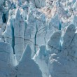 Macro shot of glacier — Stock fotografie