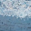 Macro of Margerie Glacier — Stock Photo #7007751