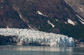 Portion of Margerie Glacier — Stock Photo