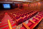 Lugares vazios no teatro — Foto Stock